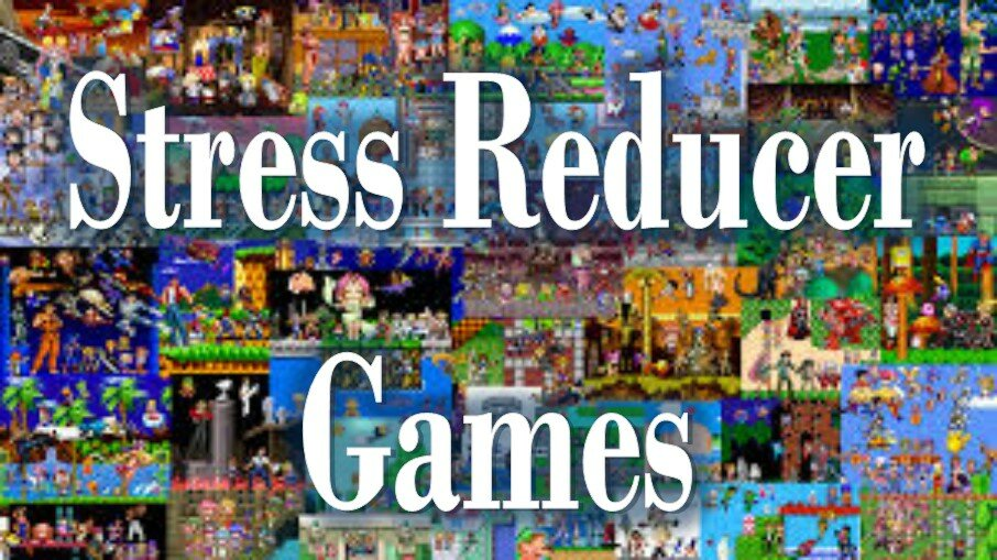 A Stress Reducer Game Can Get You Through the Day?